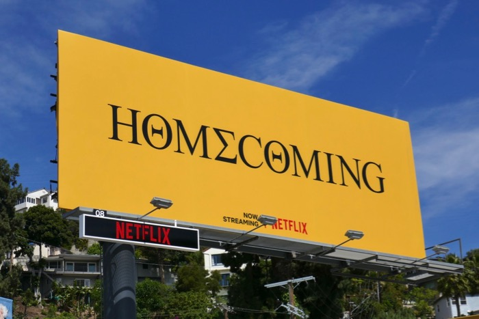 Beyoncé Homecoming documentary billboard