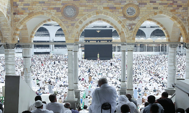 Doa Dari Al-Qur'an Agar Cepat Naik Haji