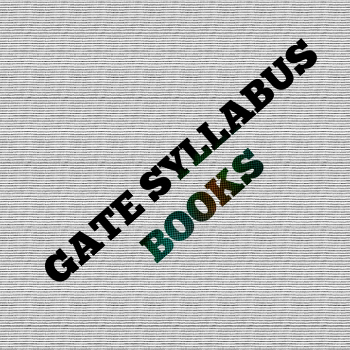 GATE Exam Preparation Books With Essential Study Materials for GATE