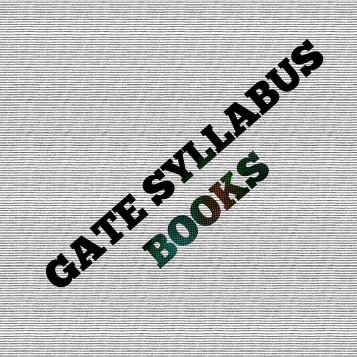 GATE Exam Preparation Books With Essential Study Materials