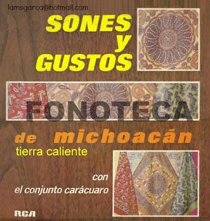 SONES Y GUSTOS DE MICHOACAN