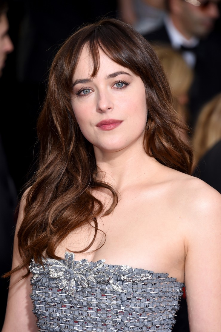 Actress Dakota Johnson Latest Hot Photos