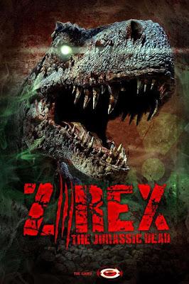 Z-Rex: Jurassic Dead (poster)