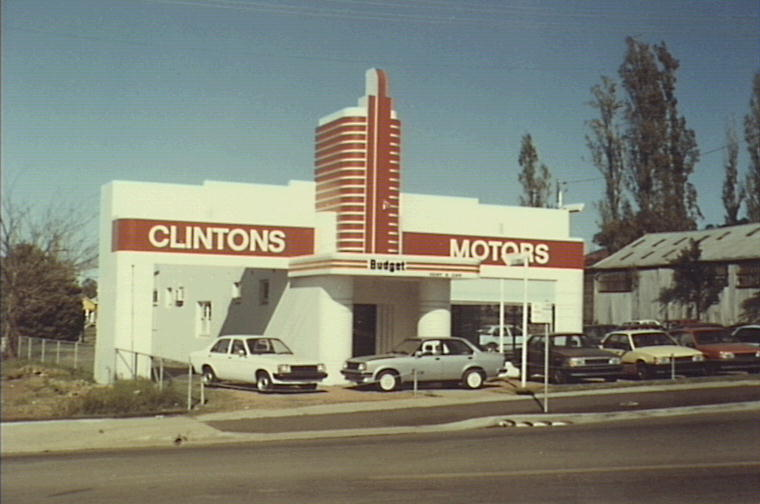 History Notes Clinton S Motor Showroom Amp Garage Camden