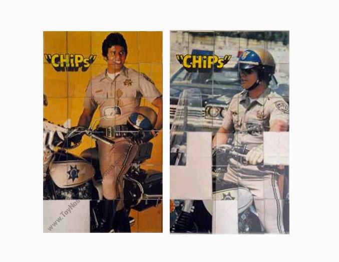 Colección CHiPs 1979