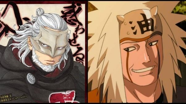 Koshin Koji Bukanlah Jiraya? Akan Bertarung Melawan Naruto!