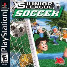 XS Junior League Soccer - PS1 - ISOs Download