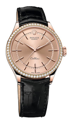 Photo of Rolex Cellini Time (Reference 50705 RBR)