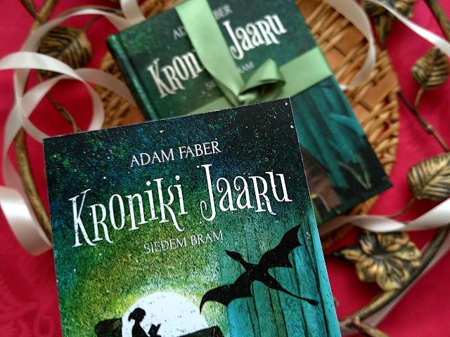 """Zaginiona panna młoda, bramy i przepowiednie, czyli recenzja powieści Adama Fabera pt.""""Siedem bram"""""""