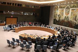 Pertemuan DK PBB