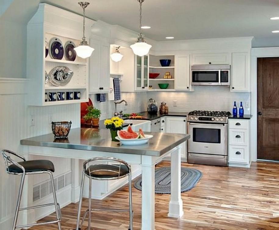 50 Desain Dapur Dan Ruang Makan Terbuka Jadi Satu Sederhana Minimalis Mewah Desainrumahnya Com