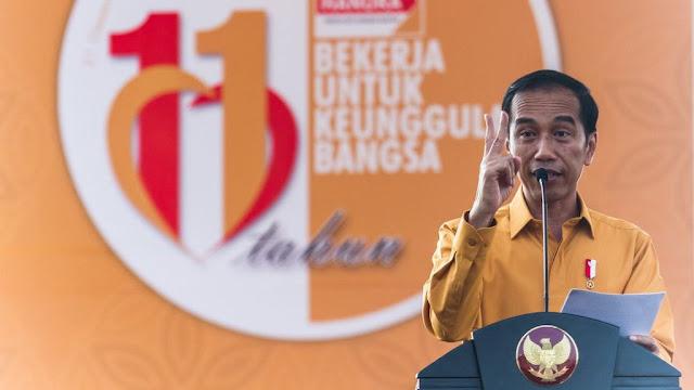 Jokowi Resmikan 16 Penyalur BBM Satu Harga di Kalimantan
