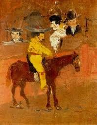 El  picador, Picasso.