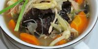 Resep Sup Kimlo Istimewa
