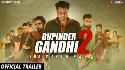 Rupinder Gandhi 2 2017 Punjabi 300MB Download HDRip