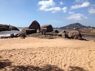 Praia das Castanheiras -Vitória