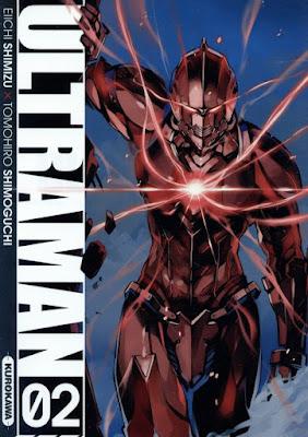 Ultraman tome 2 kurokawa