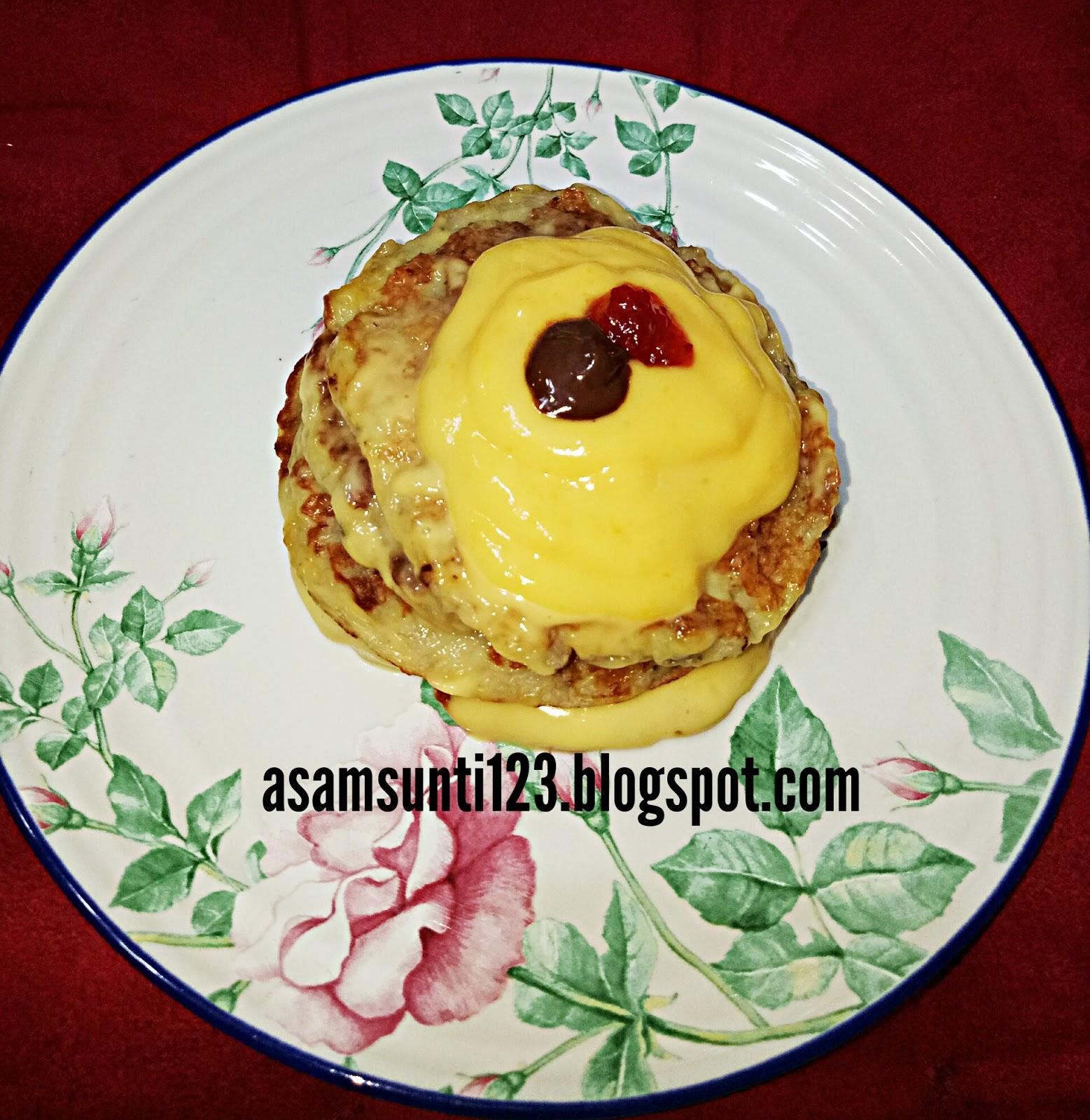 Resep Masakan Rumahan Diplomat Cream