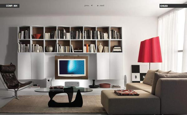 MODERN LIVING ROOM STYLE FROM TUMIDEI