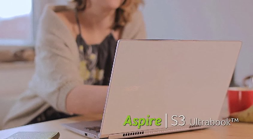 Acer Aspire S3 392