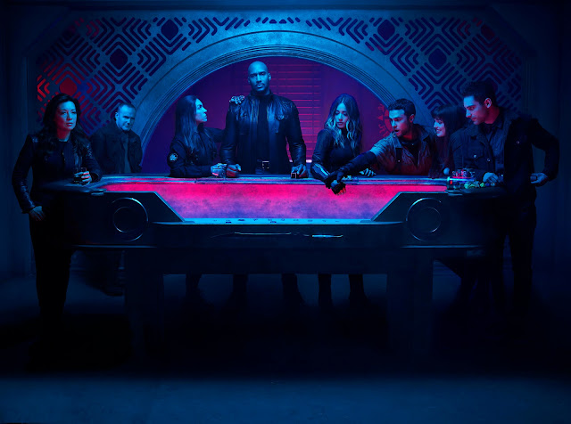 Agents of SHIELD season 6 cast
