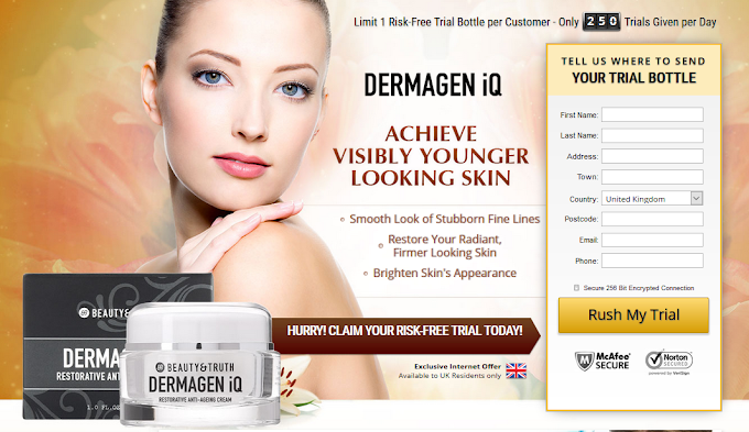 *MUST READ* | Dermagen IQ Cream Benefits, Side-Effects & Reviews (UPDATED 2018)