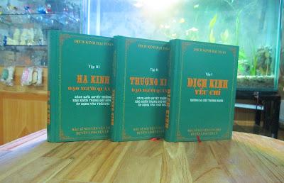 Kinh dịch đại toàn - Nhân Tử Nguyễn Văn Thọ & Huyền Linh Yến Lê