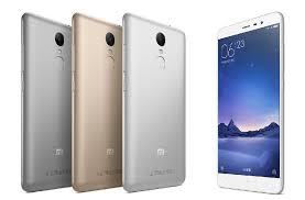 Spesifikasi Handphone Xiaomi Redmi Note 3 Pro