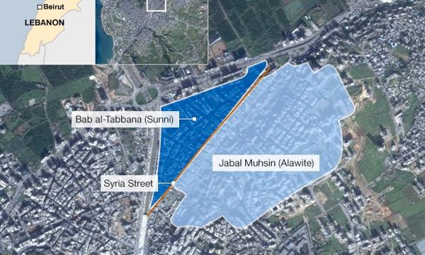 Musuhku Tetanggaku (Sunni VS Alawite)