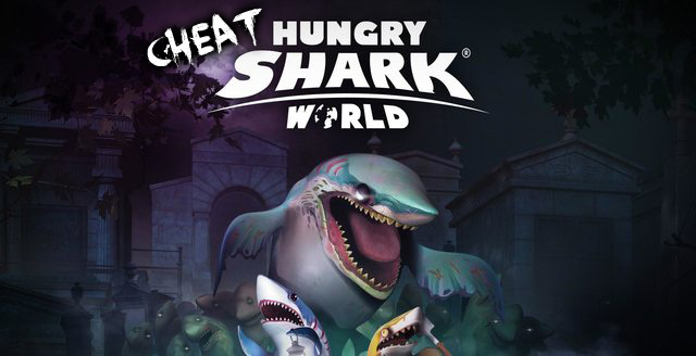 cheat hungry shark world