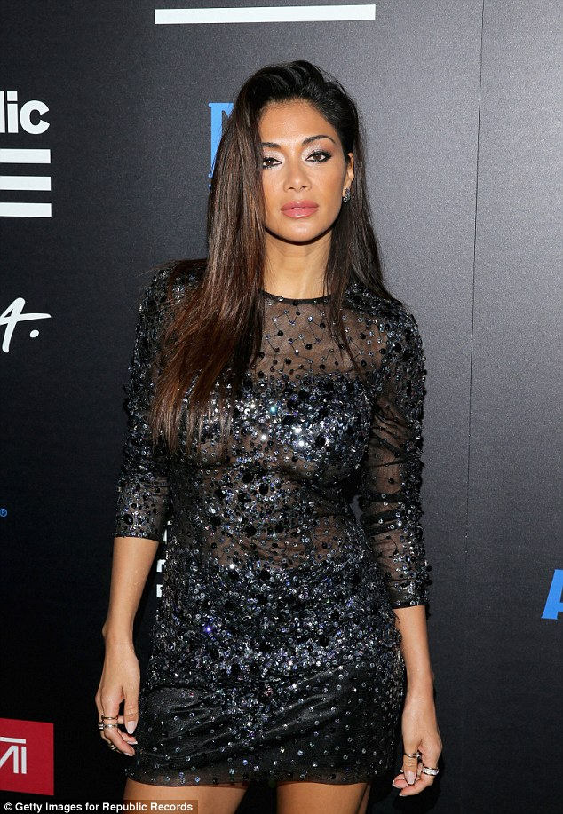 Nicole Scherzinger – Dazzles at Catch in Los Angeles