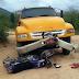 Colisão entre moto e caminhão pipa deixa vítima fatal na zona rural