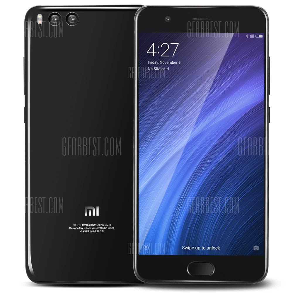 Xiaomi Mi Note 3 4G Phablet International Version Coupon