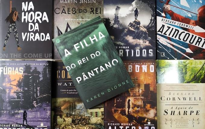 [RESENHA #696] A FILHA DO REI DO PÂNTANO - KAREN DIONNE