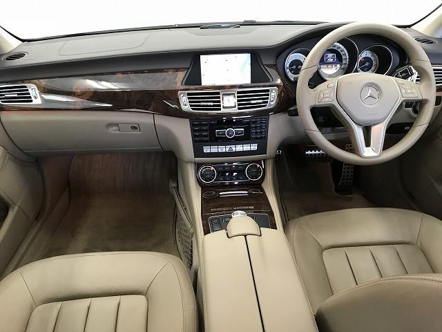 Mercedes Benz CLS350 RHD