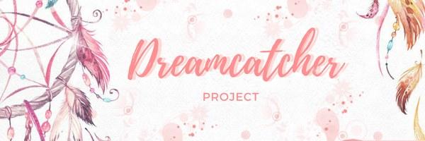 banner do projeto de escrita mensal dreamcatcher