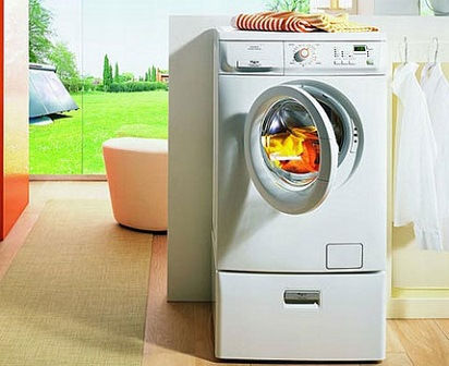 Mesin Cuci Hemat Listrik dan Murah Idaman