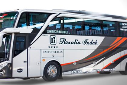 √ [UPDATE] Harga Tiket Bus Rosalia Indah Agustus 2019