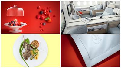 O charme e a excelência da nova suíte La Première da Air France