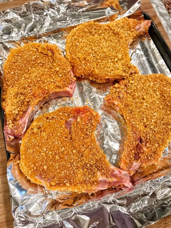 The Best Pork Chops Ever
