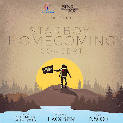 Starboy Homecoming Concert