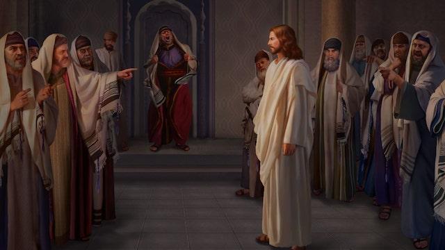 見證, 真理, 耶穌, 福音, 審判,