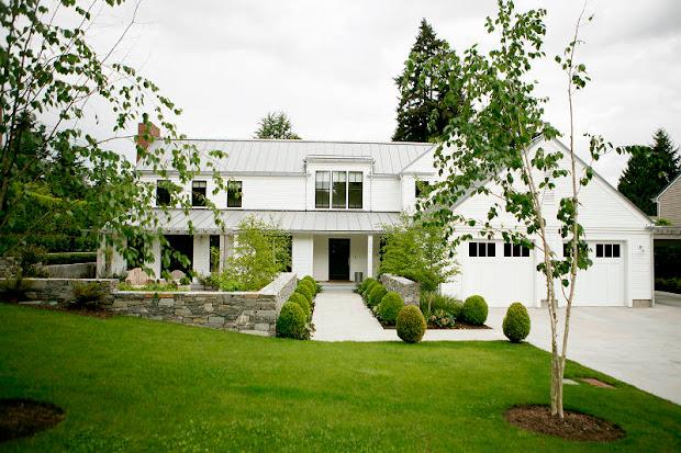 modern farmhouse with house tour
