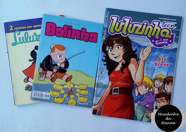 Quadrinhos Luluzinha