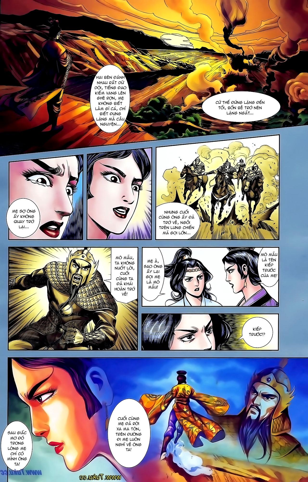 Cơ Phát Khai Chu Bản chapter 127 trang 18