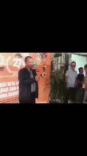 Daday Hudaya Resmi Mendaftar KPUD Jabar Sebagai Calon Gubernur Jalur Perorangan
