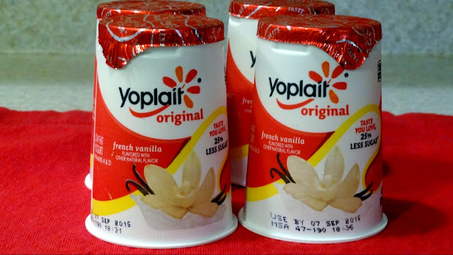 My WAHM Plan : #Recipe with French Vanilla Yoplait Yogurt