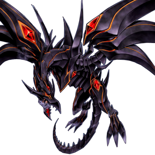 yugioh cards without backgrounds dragon
