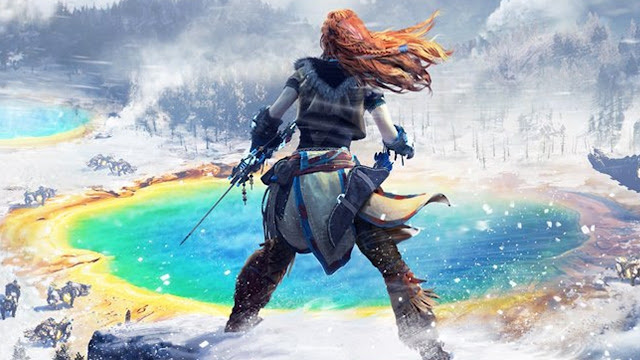 Análise Horizon Zero Dawn: The Frozen Wilds