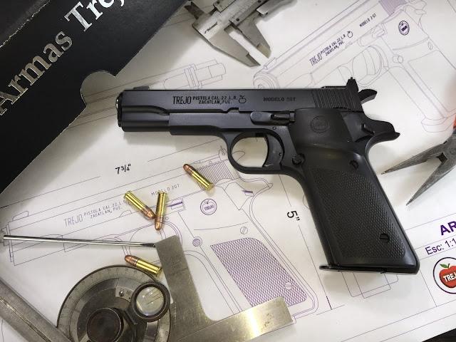 Armas Trejo: ¿Cómo conseguir un Arma de Fuego?